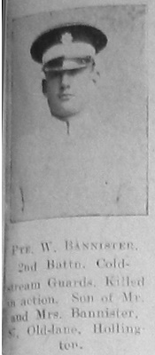 W Bannister