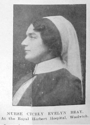 Cicely Evelyn Bray