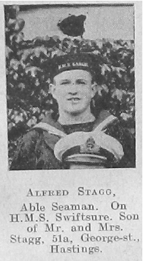 Stagg, Alfred