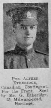 Alfred Etheridge