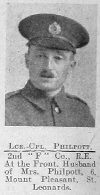Philpott, Unknown First Name