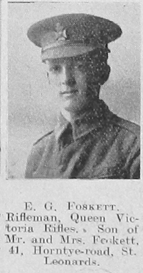 Edward George Foskett