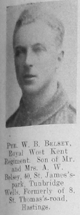 William B Belsey