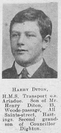Harry Diton