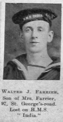 Walter James Farrier