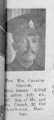 William Charles Crouch