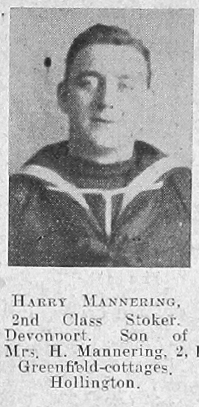 Harry Mannering