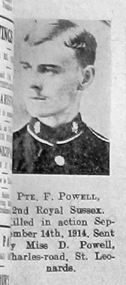 Frederick Henry Powell