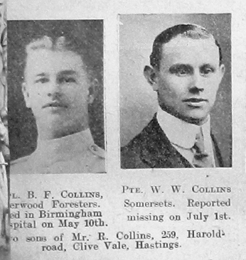 Collins, William Walter