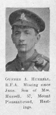 Alfred Hurrell
