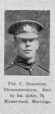 Grensted, Charles H