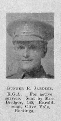Jardine, Richard J