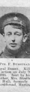Bumstead, Frank Henry