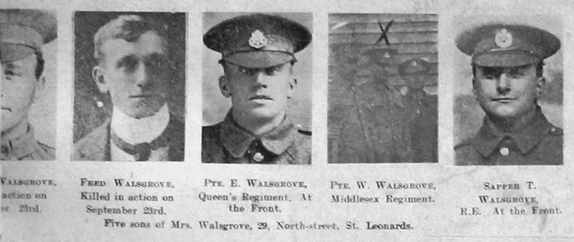 Walsgrove, William