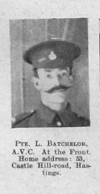 Batchelor, Leonard R