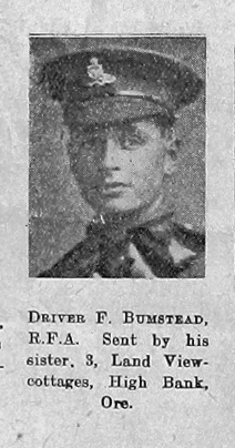 Bumstead, Frederick