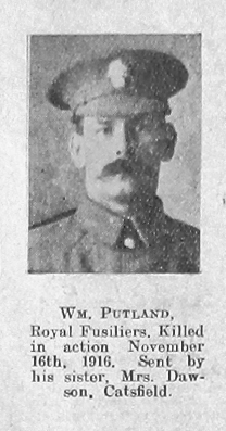 William Putland