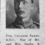 Charles Saxby
